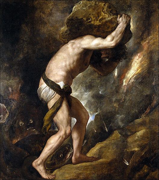 A Story of Sisyphus