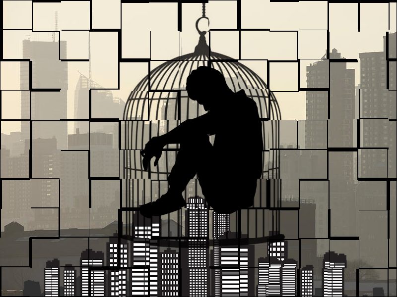 The Human Soul Is Like A Bird That Is Born In A Cage: Episode 21. Difference Between Freedom And No Freedom
